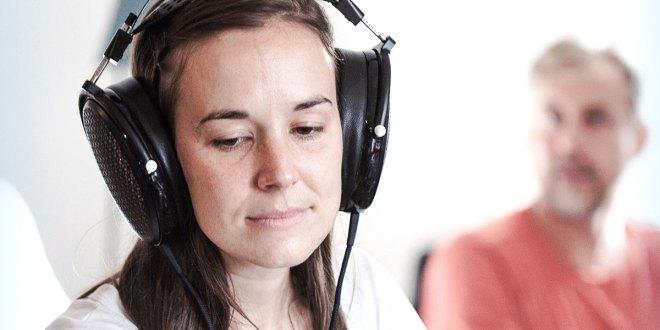 Audeze CRBN – Luxury Class Electrostatic Headphones