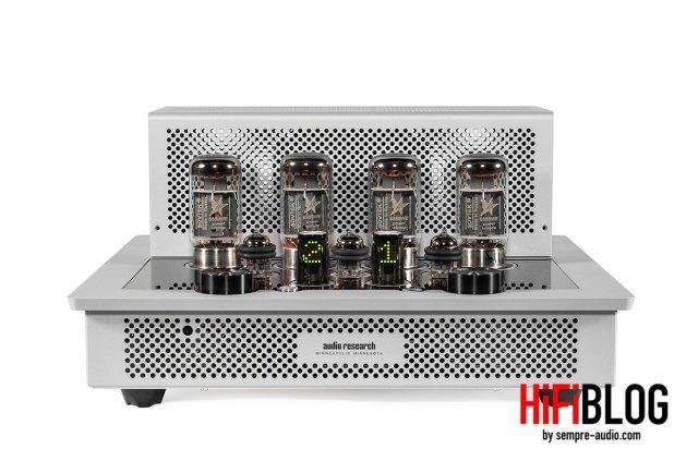 Foto © Audio Research Corporation – Audio Research I/50 Integrated – Neuer Stereo Vollverstärker