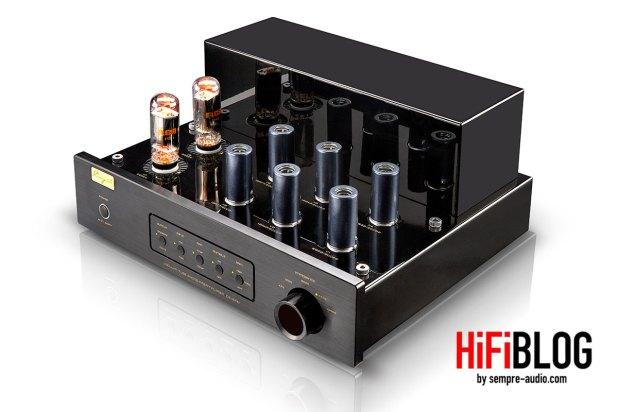 Foto © Cayin Audio Distribution GmbH   Cayin CS-6PH Vacuum Tube Phono Preamplifier