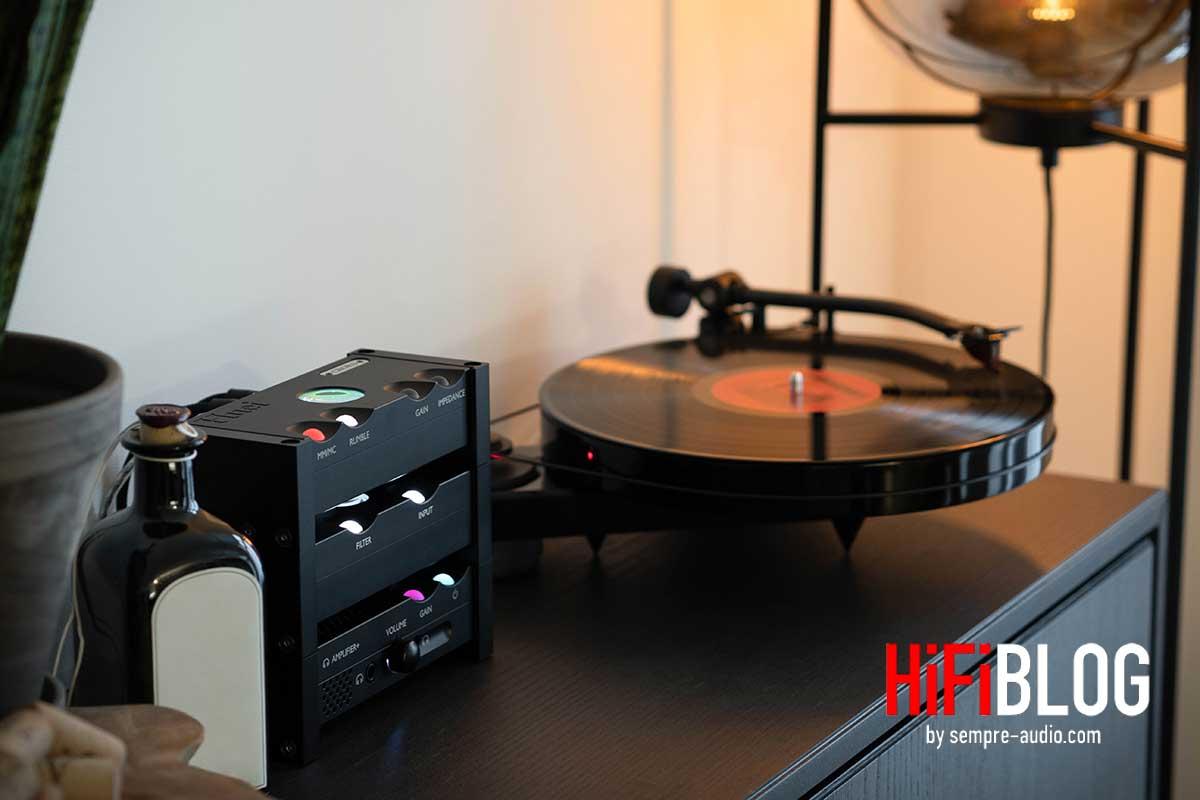 Foto © Chord Electronics Ltd.   Chord ANNI Desktop Amplifier