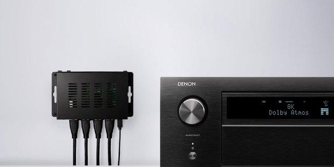 Denon AVS-3 and Marantz VS3003 – 8K-HDMI-Switch