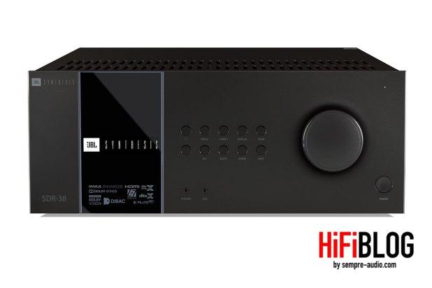 Foto © Harman International Industries – JBL SDR-38 und JBL SDP-58 – Produktoffensive rund um HDMI 2.1 und 8K