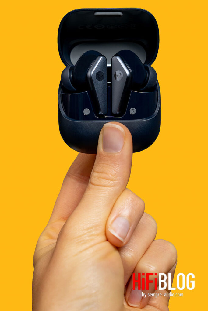 Foto © Libratone | Libratone AIR+ 2nd Gen True Wireless In-ear Headphone