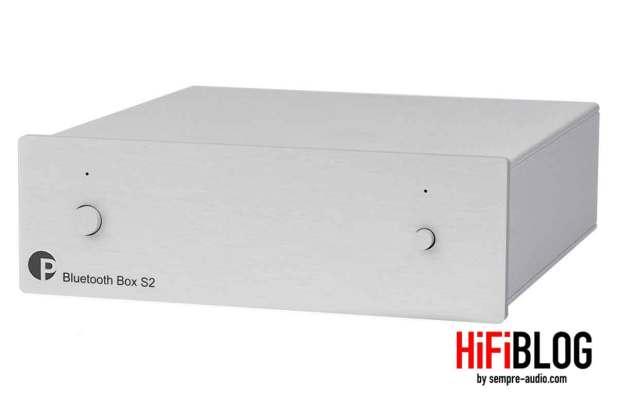Pro-Ject BT Box S2 HD - Audiophile wireless streaming