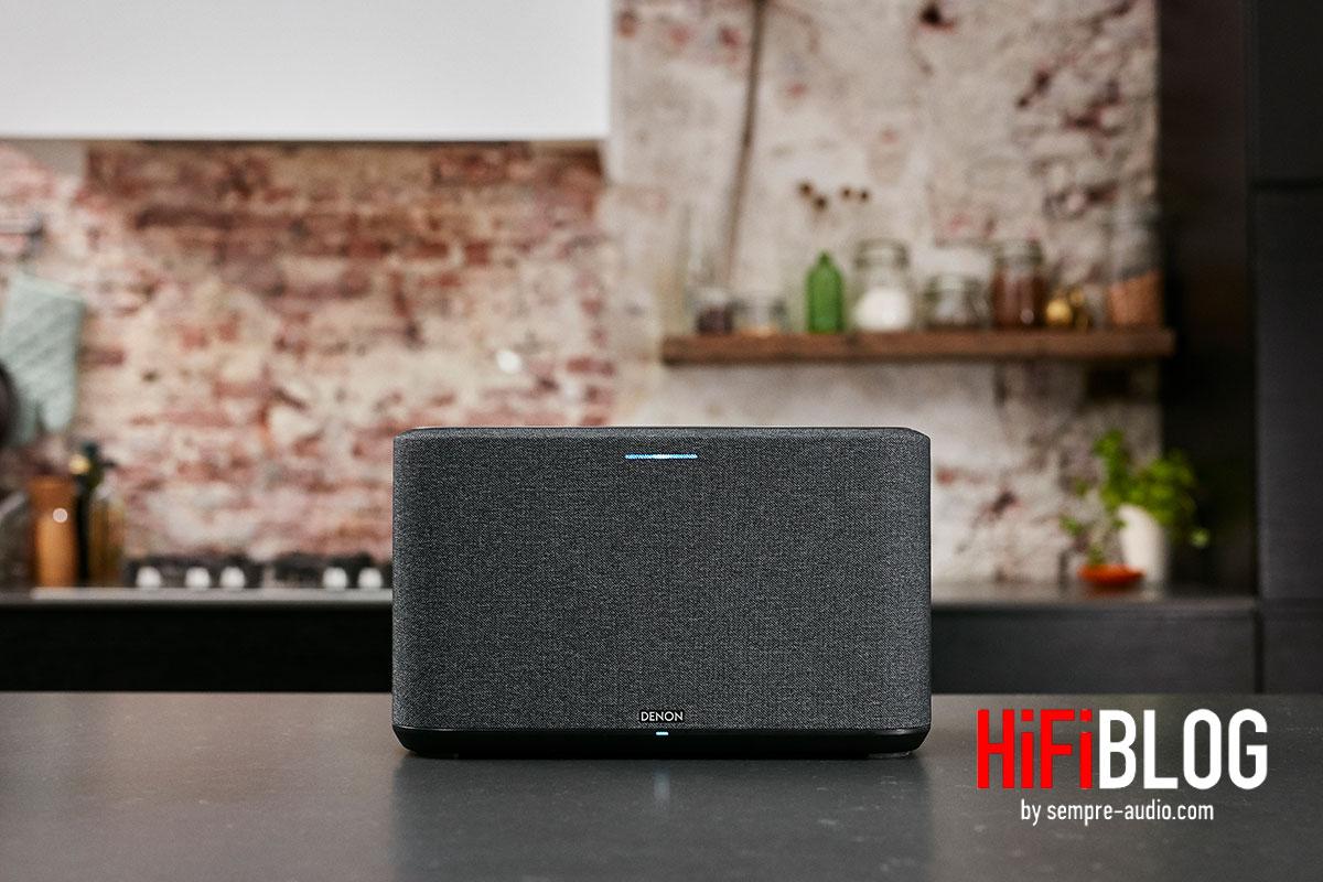 Foto © Sound United LLC. | Denon Home Series Firmware-Update