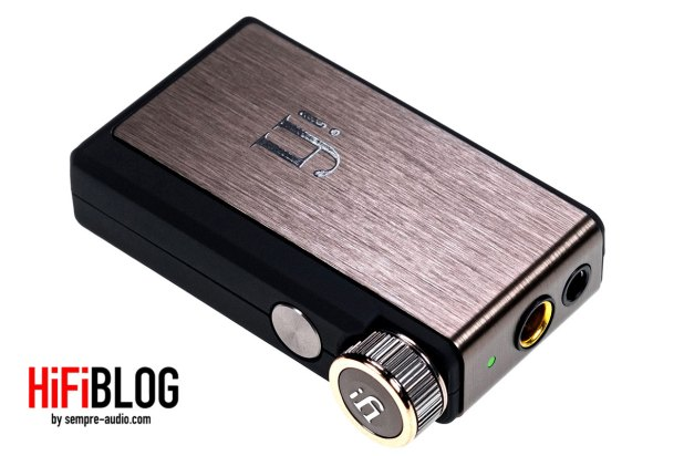 Foto © iFi Audio   iFi Audio GO blu HD Bluetooth DAC