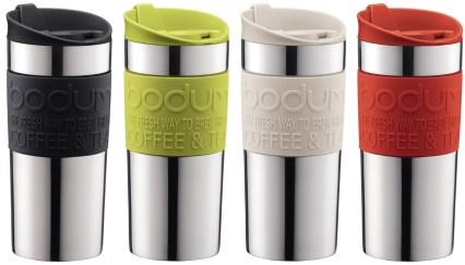 Travel French Press Coffeemaker