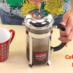 Bodum Chambord 8 Cup French Press Coffeemaker