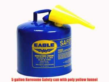 vintage eagle gas cans