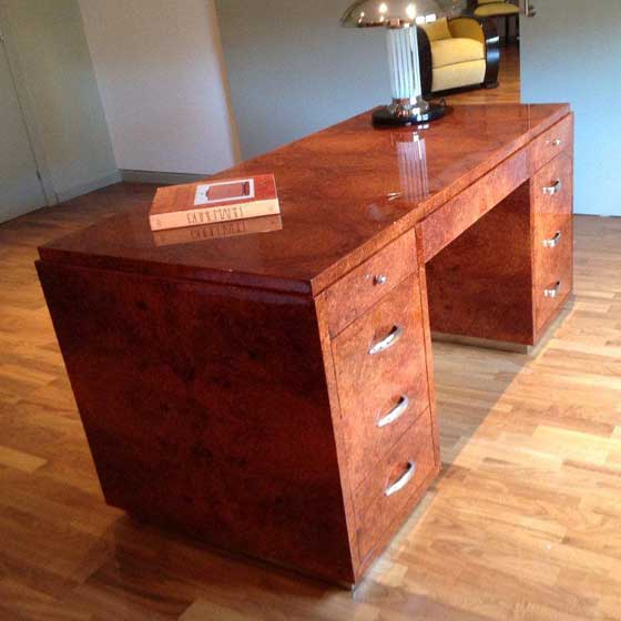 modele art deco desk