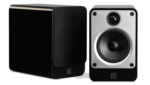 Q Acoustics Concept 20 fekete