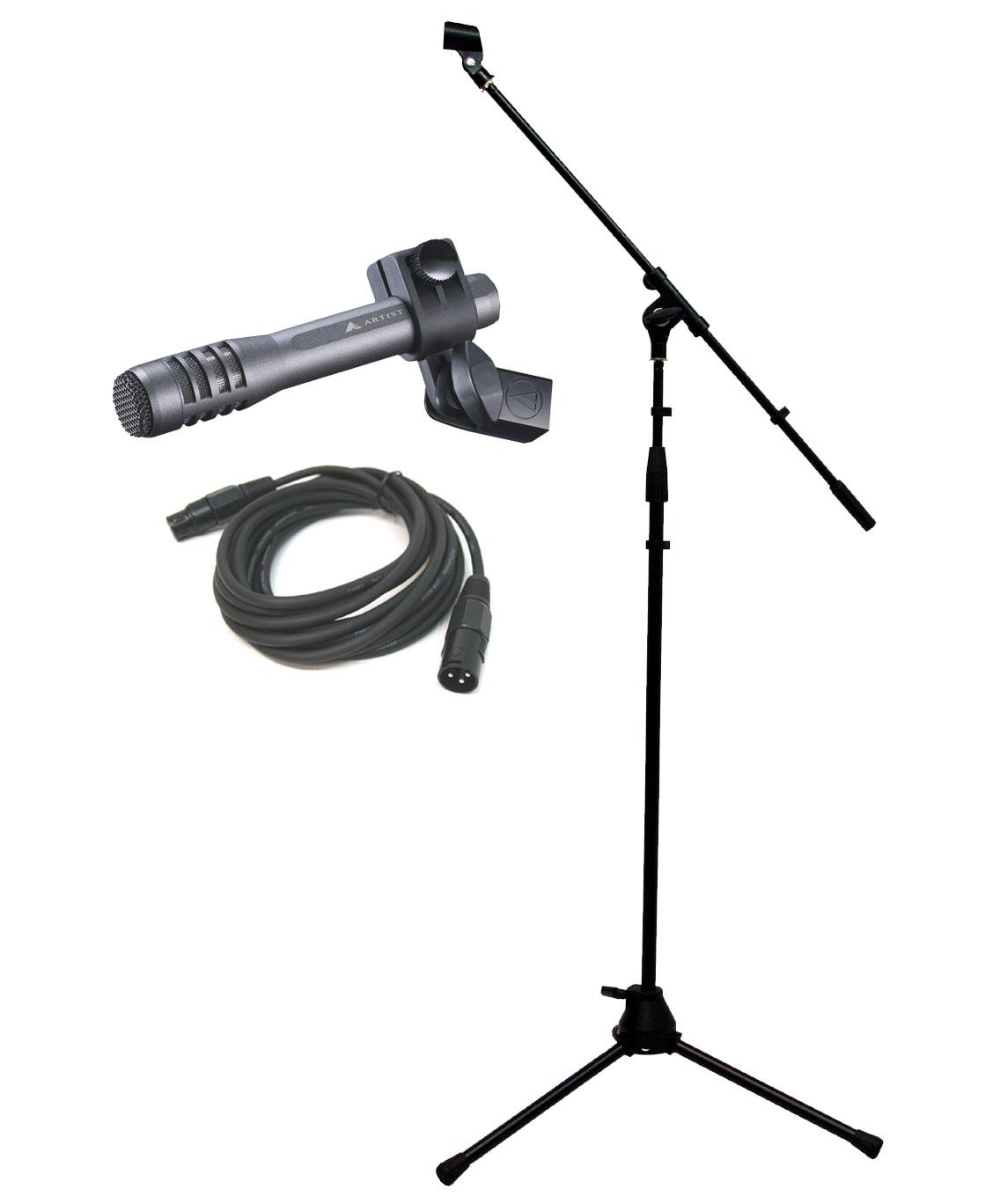 Audio Technica Ae Pro Dj Wired Condenser Instrument