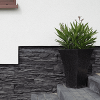 Stacked Stone Cladding - Stacked Stone Facades - Dry Stone Walling