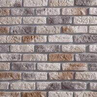 Brick Slip Tiling - Thin Brick Tiling - Thin Brick Cladding Slips