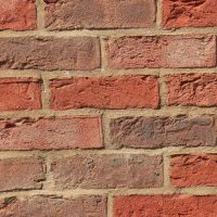 Handmade Multi Red Brick Slips