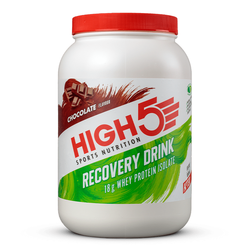 HIGH5 Recovery Drink Chocolade