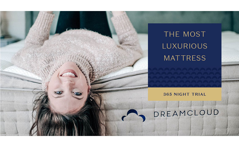 Best Mattress For Chronic Back And Neck Pain – DreamCloud Mattress