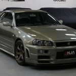 Nissan Skyline R34 Gt R Vspecii Nur Millenium Jade High Import Performance