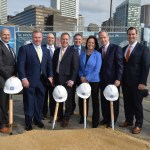 GE Innovation Point Breaks Ground