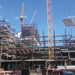 Hollowcore Aids Housing Boom