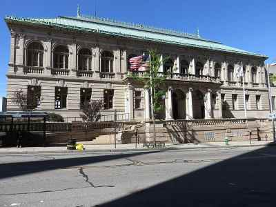 Providence Public Library to Begin Renovation
