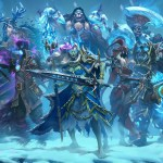 Hearthstone Ritter des Frostthrons