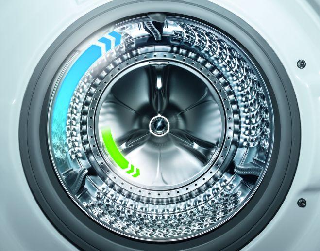 TV Start für Samsung QuickDrive Waschmaschine