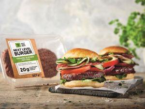 """Vegan für alle: Lidl bringt fleischlosen """"Next Level Burger"""" dauerhaft in alle deutschen Filialen"""