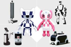 Toyota Roboter helfen bei den Olympischen und Paralympischen Spielen