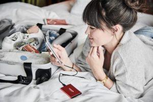Collect Moments, Not Things: Fotos und Reiseerlebnisse sicher bewahren mit der Samsung SSD T5