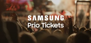 Let's Rock: Samsung Prio Tickets bieten Zugriff auf Konzertkarten