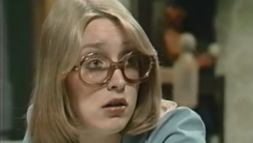 RIP Anne Kirkbride  and goodbye Deirdre Barlow  the Corrie character     Coronation Street Deirdre screengrab YouTube