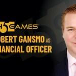 H5G Announcement - Robert Gansmo - High 5 Games