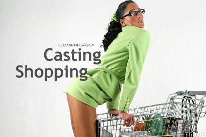 Elizabeth Carson - Casting Shopping