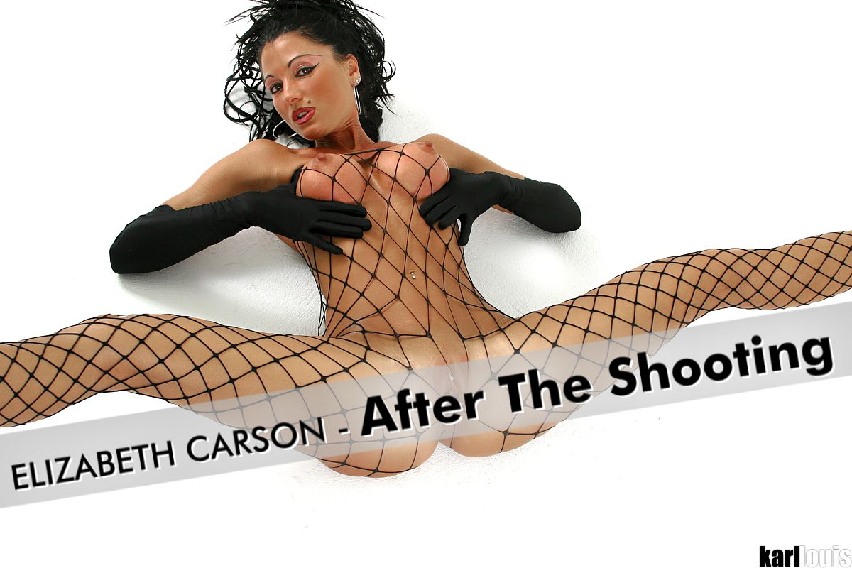 Elizabeth Carson - After the shooting