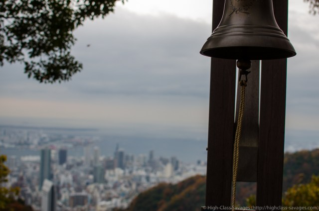 Bell @ Kobe Ropeway and Herb Garden, Japan