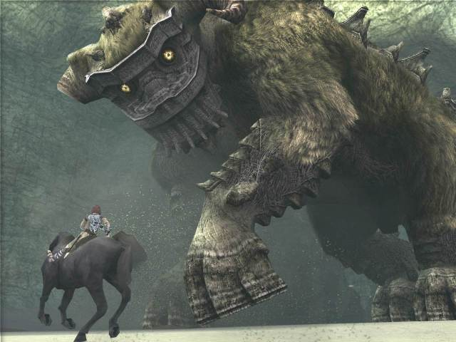 Quadratus - Shadow of the Colossus