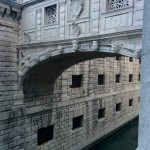 Bridge of Sighs @ Doge's Palace, Venice, Italy