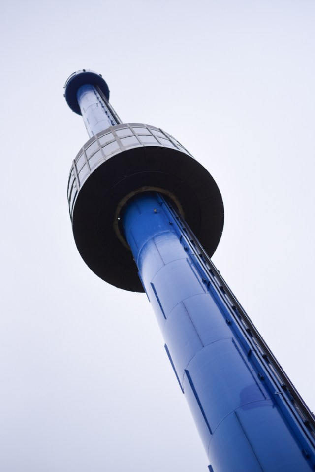 SeaWorld Skytower @ San Diego, California