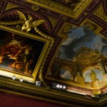 Ceiling @ Borghese Gallery, Rome, Italy