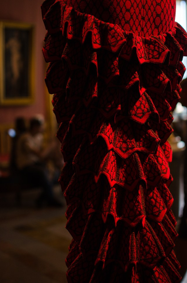 Azzedine Alaia - Couture/Sculpture @ Borghese Gallery, Rome, Italy