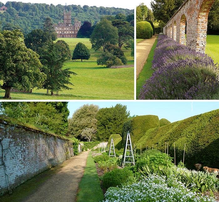 Highclere Castle Amp Gardens Carnarvon Family Home