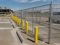 Commercial & Security Fence