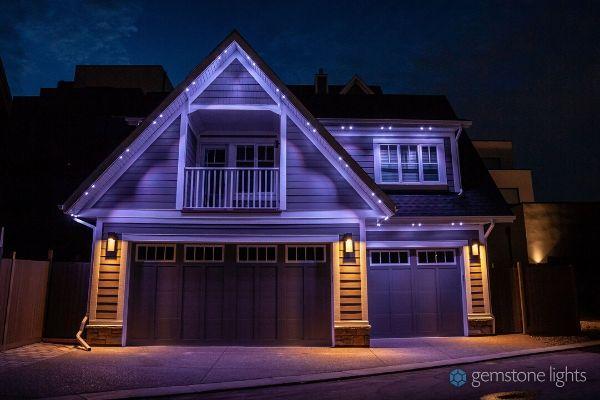 utah custom home lighting high