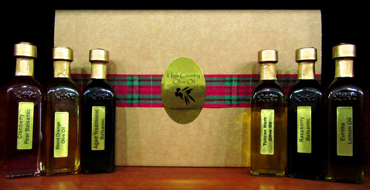 Gift Set Olive Oil Sampler