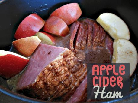 Apple Cider Ham | High Country Olive Oil