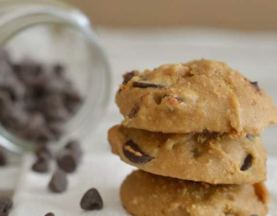 Gluten Free Orange Infused Olive Oil Chocolate Chip Cookies | High Country Olive Oil