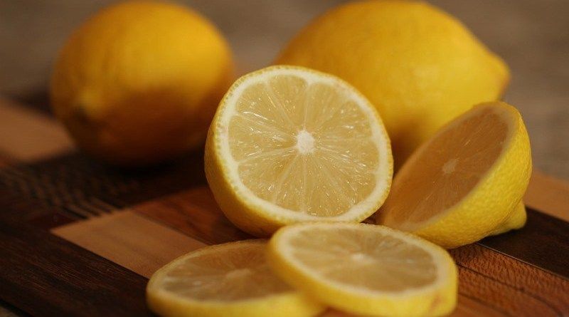 Lemon Body Scrub