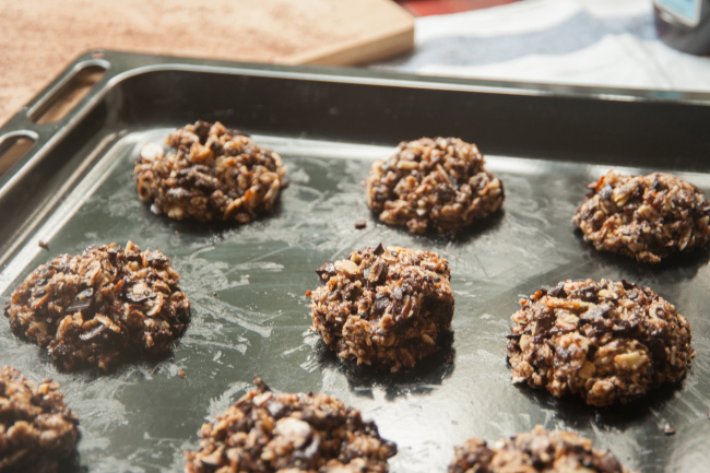 Karlie's Kookies   High Country Olive Oil