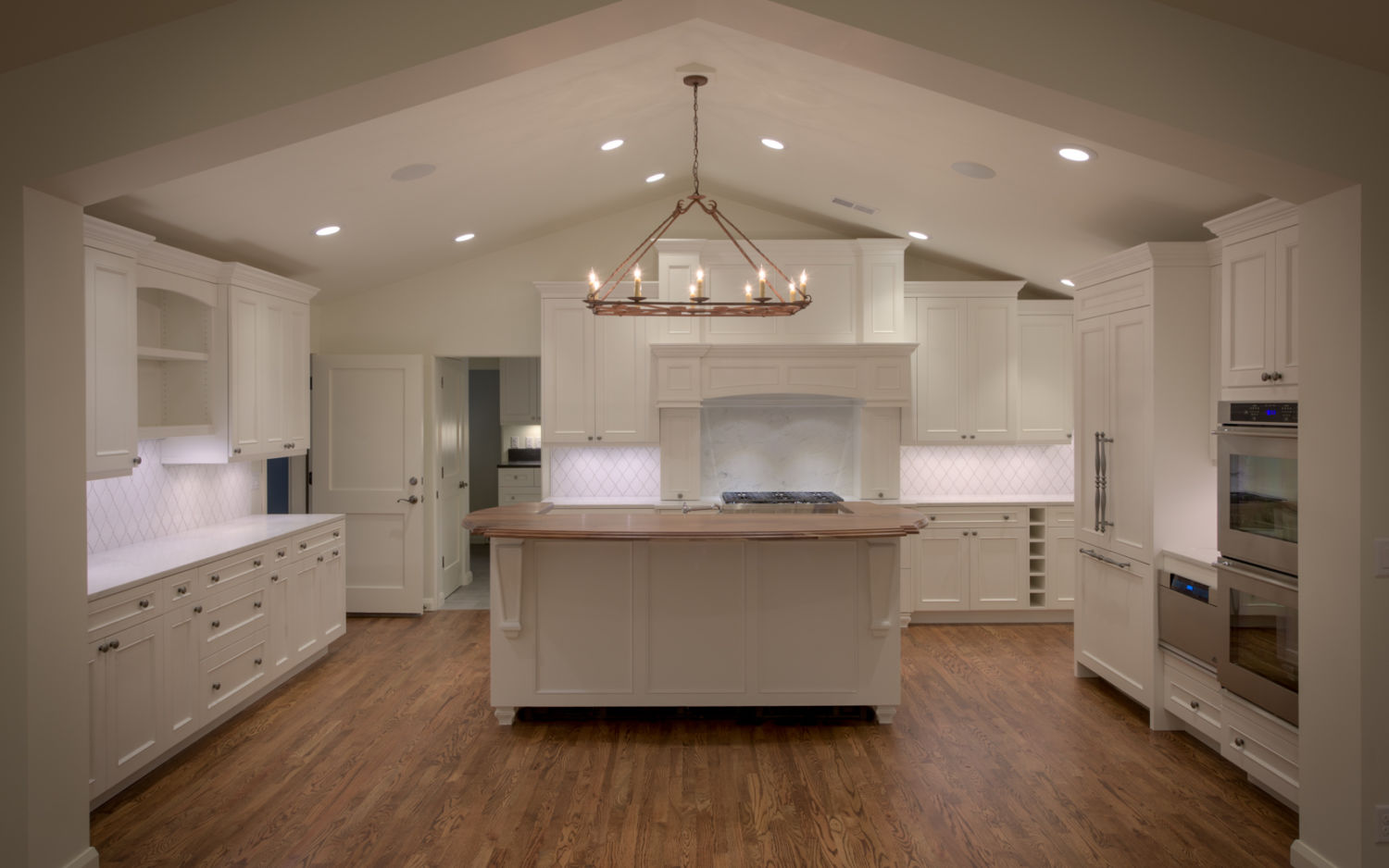 Before And After Open Concept Addition HighCraft